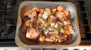tried and tested: spanish chicken with potatoes