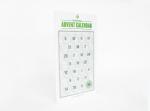 Bubble wrap advent calendar from Split Design