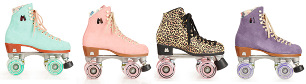 Rollerskates from Topshop