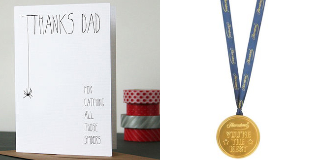 Father's Day gifts under £5