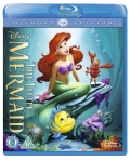 The Little Mermaid Diamond Edition on bluray