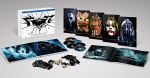 The Dark Knight Rises ultimate collector's edition on blurary