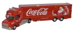 coca cola truck from truffle shuffle