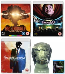 Amazon steelbook DVDs