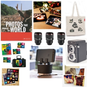 gifts for photographers under £25