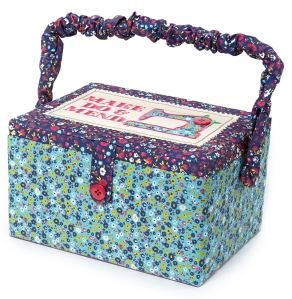 make do and mend sewing box from BHS