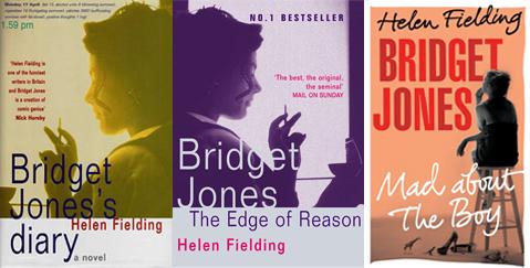 bridget jones' diary trilogy
