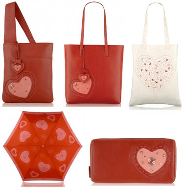 radley collection for the british heart foundation