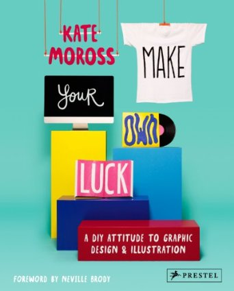 kate moross make your own luck from amazon