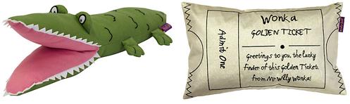 roald dahl cushions from john lewis