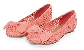 crochet shoes from new look