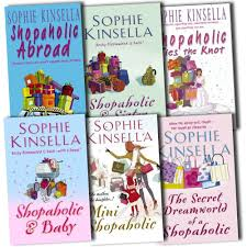 shopaholic book series