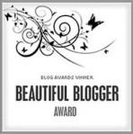 beautiful blogger award