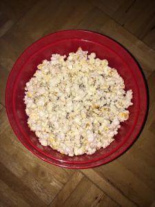 film night: popcorn maker