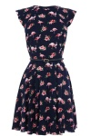 flamingo skater dress from oasis
