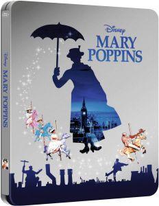 mary poppins steelbook from zavvi