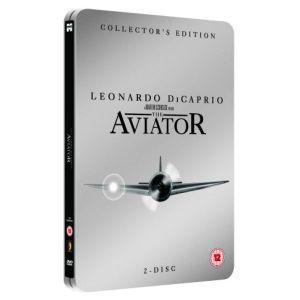 the aviator steelbook from zavvi