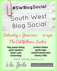 south west blog social