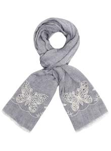 butterfly scarf from dorothy perkins