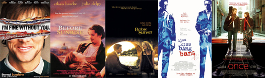 my five favourite films