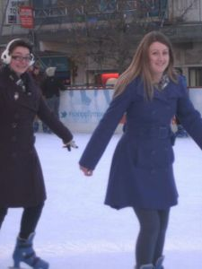 ice skating in plymouth