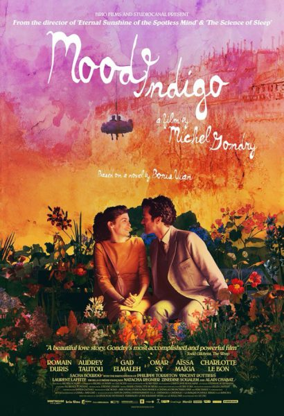 mood indigo film poster