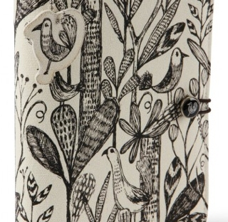 jungle bird organiser from paperchase