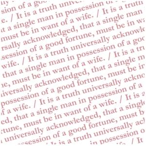 pride and prejudice by Joanna Johnston