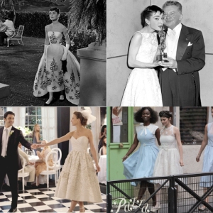 wedding dresses from film and television