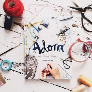 adorn: 25 stylish fashion diy projects