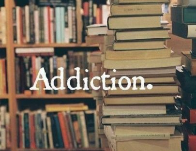 book addiction