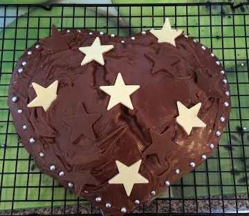 tried and tested: chocolate cake