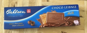 chocolate biscuits from poundland