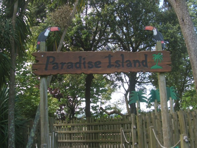Paradise Park, Hayle, Cornwall