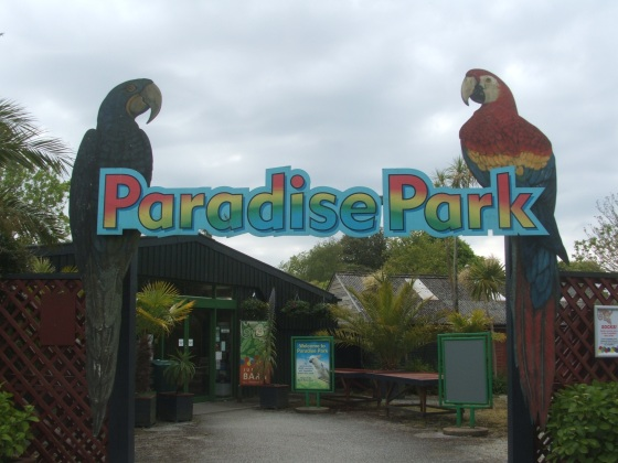 Paradise Park, Hayle, Cornwall