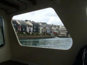st mawes ferry trip
