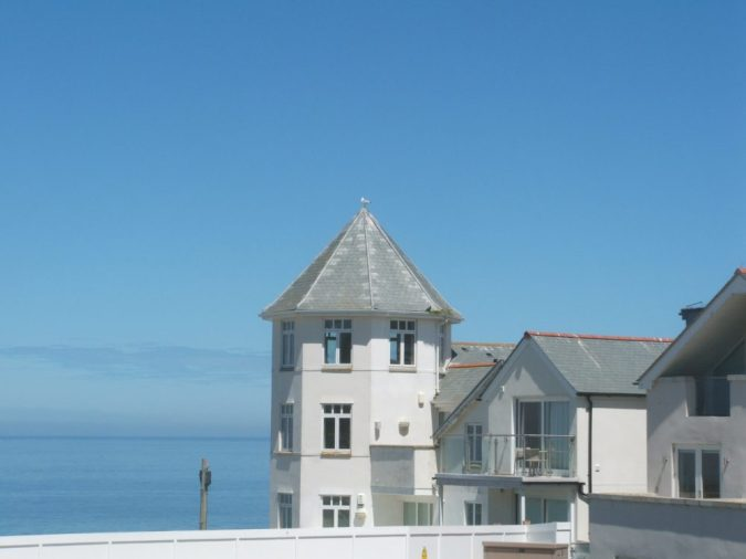 homes in st ives, cornwall