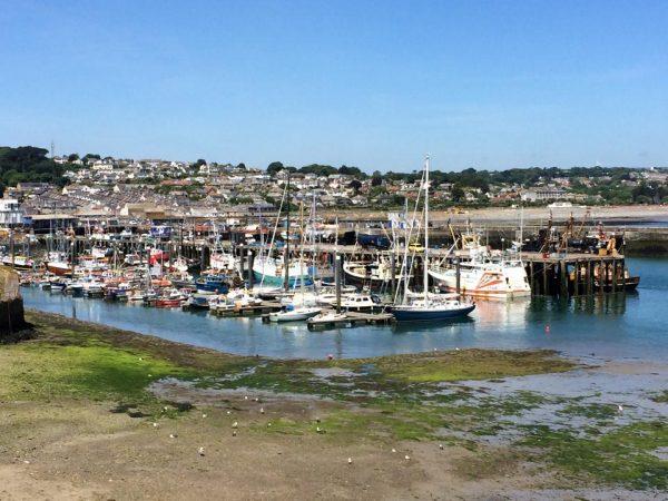 coastal walk mousehole to newlyn