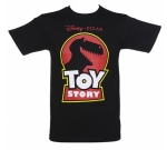 toy story/jurassic park t-shirt from truffle shuffle