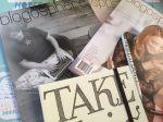 blogosphere magazine, issues 1-3
