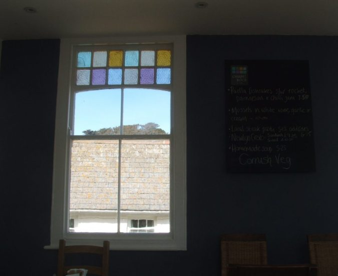 Chapel Rock Cafe, Marazion
