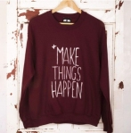 make things happen jumper from the lost lanes