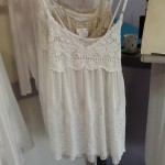 embroidered strappy vest top from mash