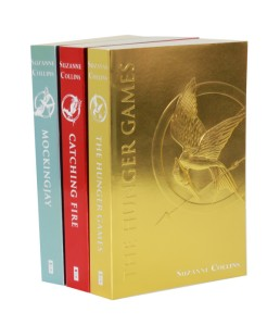 the hunger games limited edition trilogy