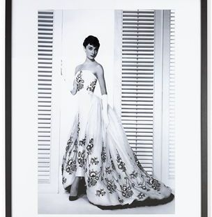 audrey hepburn print from next