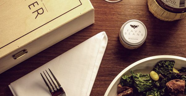 dinner with lecter from firebox