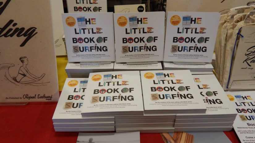 the little book of surfing book launch