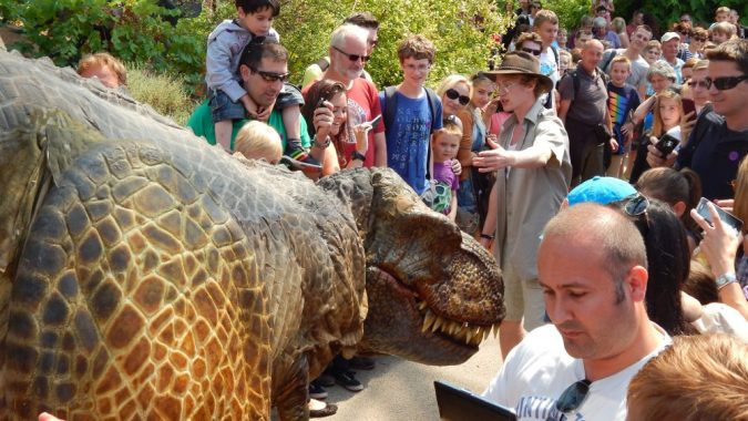 The Eden Project: Dinosaurs Unleashed
