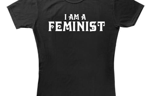 feminist t-shirt by caitlin moran