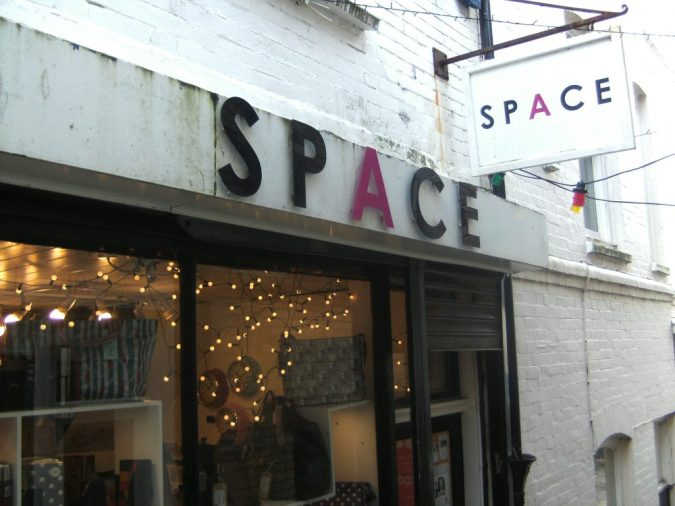Space, Penzance